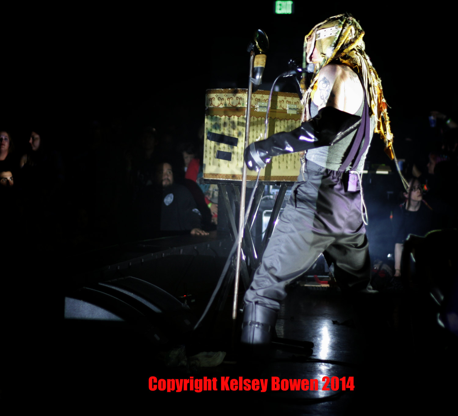 Skinny Puppy at The Observatory